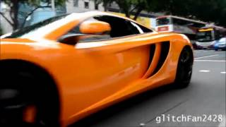 BMW Perfectly Over-Take McLaren MP4-12C
