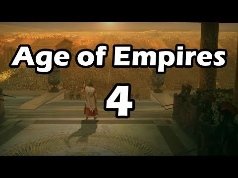 Age of Empires 4 announcement
