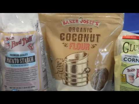 Gluten Free Flour Recipe (with oat and coconut flour)