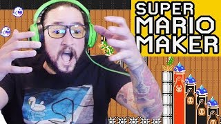 ONCE MORE INTO SUPER EXPERT - SUPER MARIO MAKER