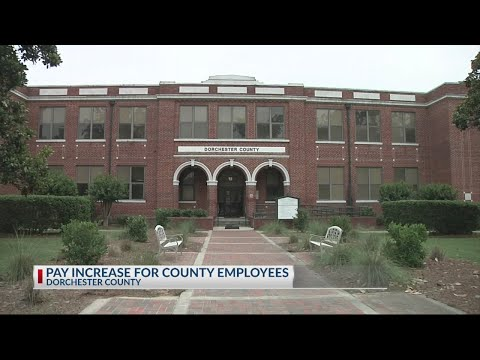 Pay increase for Dorchester County employees
