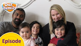 Raphael and Eli plan a surprise | Our Family FULL EPISODE
