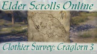 Clothier Survey: Craglorn 3 [elder Scrolls Online]