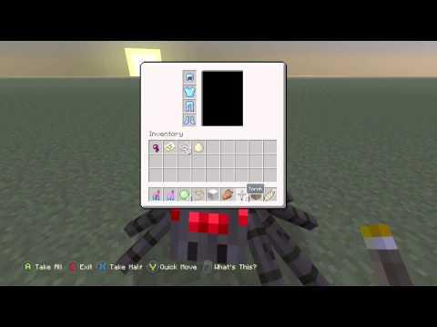 minecraft xbox one edition creative pet spider