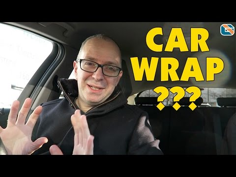 It's a Car Wrap ?