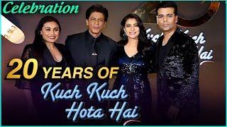 UNCUT - 20 Years Of Kuch Kuch Hota Hai | Shah Rukh Khan, Kajol, Rani | Full EVENT