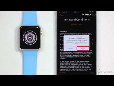 Apple Watch - How To Pair Your Apple Watch With Your iPhone
