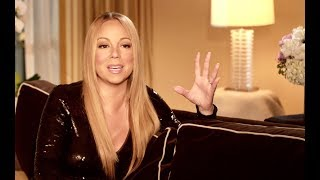 Mariah Carey On What she REALLY dreams about...