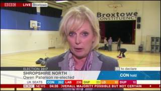 Anna Soubry refuses to give Theresa May a vote of confidence