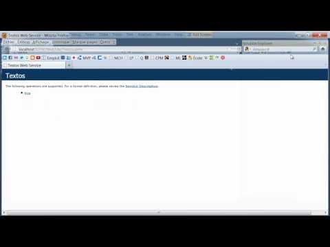 Llamar a servicio web desde Ajax en .NET