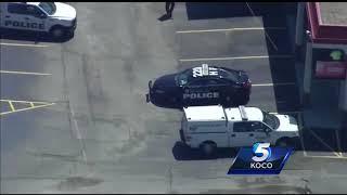 Woman's body found in northwest Oklahoma City hotel