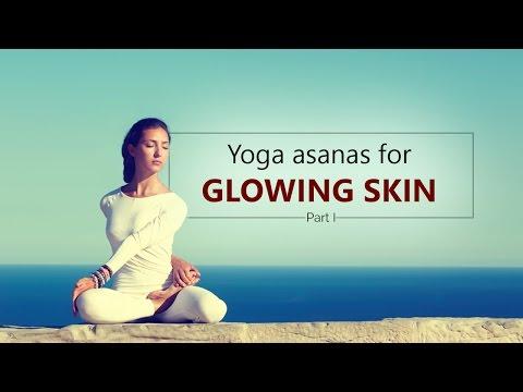 Yoga asanas for glowing skin – Part 1