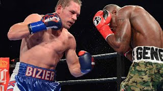 Bizier vs Lawson FULL FIGHT: Nov 7, 2015 - PBC on NBCSN