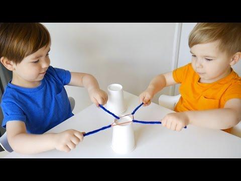 Teamwork Activities for Kids