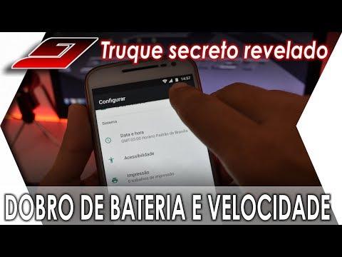 TRUQUE secreto no Android permite DOBRAR DURAÇÃO da BATERIA e DESEMPENHO | Guajenet