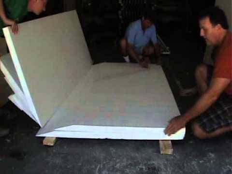 Tour Links - Gluing Foam Tips + Techniques