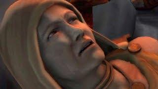 God of War - Kratos Meets His Mother Callisto (Ghost of Sparta)