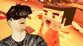 The Pit! - Out of Ammo: Death Drive Gameplay - VR HTC Vive