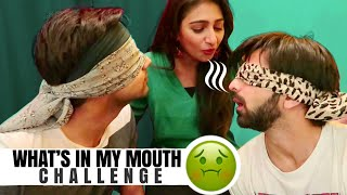 What's in my Mouth Challenge | Rimorav Vlogs