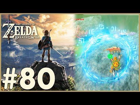 Zelda: Breath Of The Wild - Going Through Hoops (80)