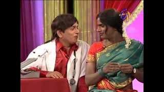 Jabardasth - జబర్దస్త్ - Shaking  Seshu  Performance on 16th October 2014
