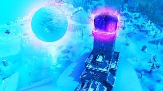 Download *NEW* ICE BALL to SUMMON KEVIN THE CUBE.. (SNOW BUNKER OPENED in SEASON 7!) Video