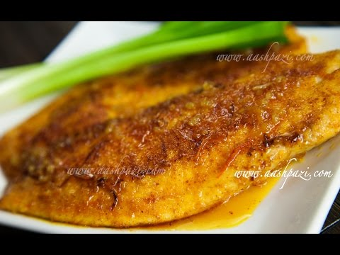 Citrus Tilapia Fillet Recipe