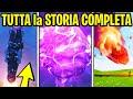 Tutta La Storia Completa Di Fortnite😱(season 1 - 10)