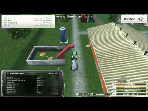 Farming Simulator 2013 Animals - Feeding Rabbits