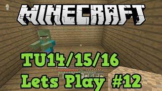 Minecraft Xbox 360 Tu16 12 Converting A Zombie Villager Curing Tutori