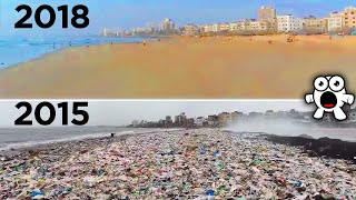 Amazing  #TrashTag Challenge Before & After Posts