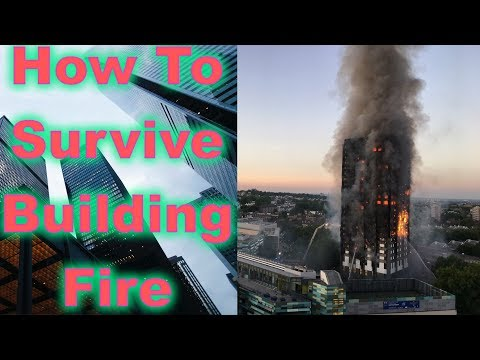 How to Survive a High Rise Building Fire