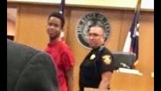 Tay K Speaks after Court For The 1st TIME Since Being Locked Up!