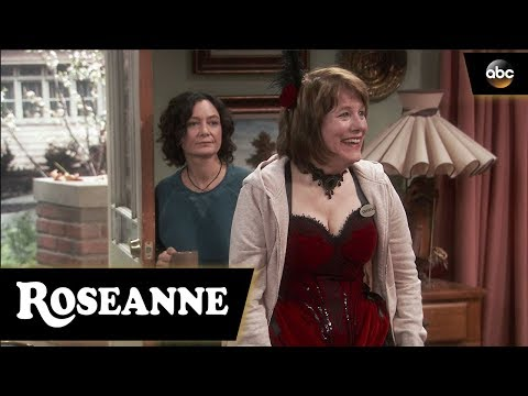 Crystal Is Retiring - Roseanne