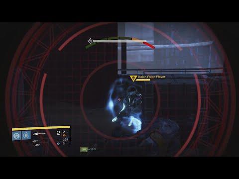 Destiny The Cortex Dust Palace Kill the 3 Psion Flayers