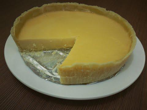 No-Bake Egg Pie | Steamed | NoBakeTV