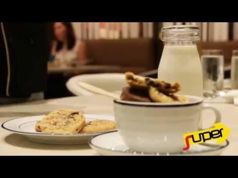 Magnum Cookies and Milk