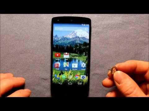 Setup Nexus 5 On Straight talk