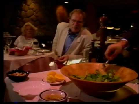 Caesar Salad, the original recipe by Cardini !