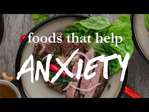 How Food Can Improve Your Anxiety