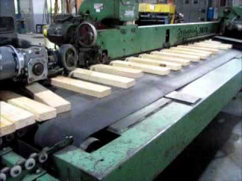 Industrial Wood Works High Production 3870 Finger Joint Shaper