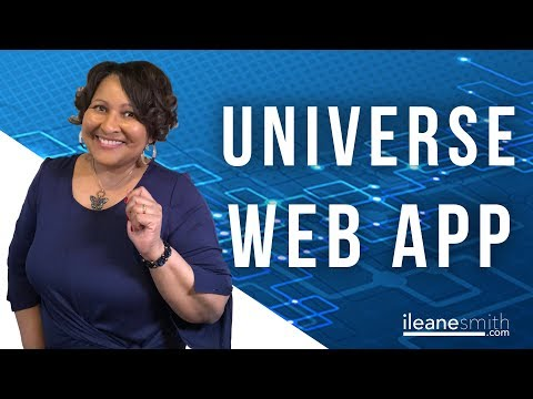 Build a Free Website with Universe Website Builder App for iOS
