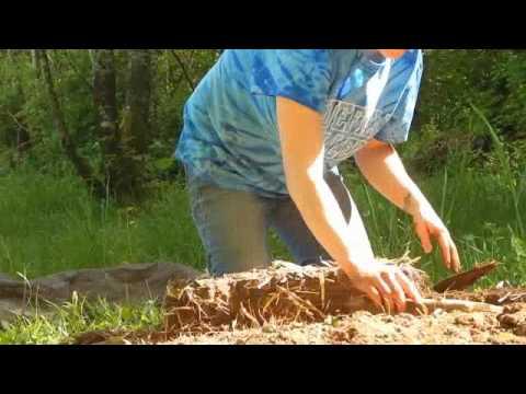 Building A Cob Garden Bed