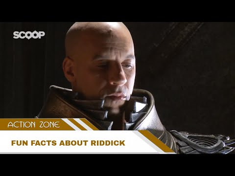 Fun Facts about Riddick | Vin Diesel Riddick | Making Of Riddick | Action Zone