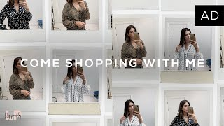 COME SHOPPING WITH ME & WARDROBE CLEAR-OUT | Lily Pebbles