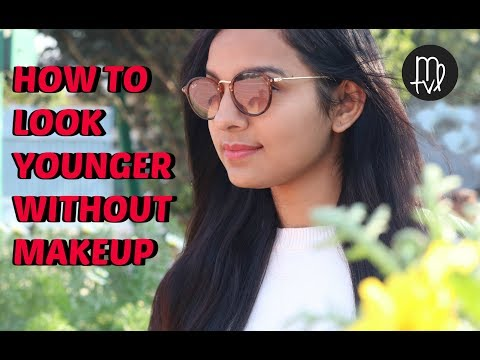 9 Secrets To Look YOUNGER & BEAUTIFUL Naturally Without Makeup | Miss Priya TV |