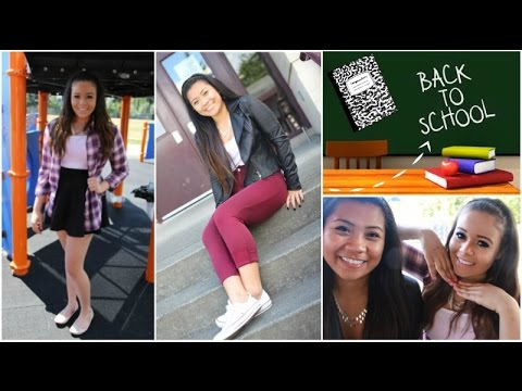 High School & Middle School Makeup,Hair,Outfit Ideas!