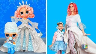 LOL Surprise in Real Life / 11 DIY LOL Christmas Clothes Ideas