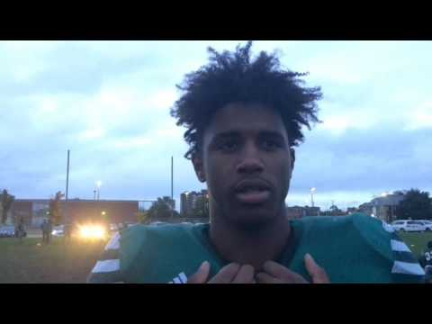 Donovan Peoples-Jones talks recruiting lessons and being a Player of the Year finalist