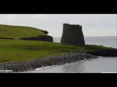 The Broch Of Mousa ~ Scotland